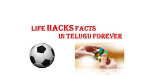 Life Hacks Facts in Telugu Forever