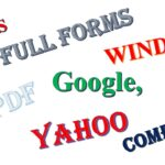 Google Full Form what Does Google stands For