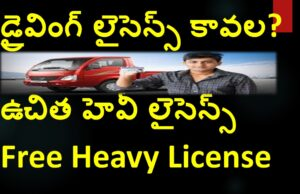 Need License Free Heavy Driving License offer